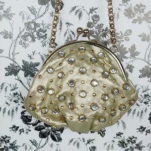 Kathy Van Zeeland Bags - Kathy VanZeeland embellished evening bag